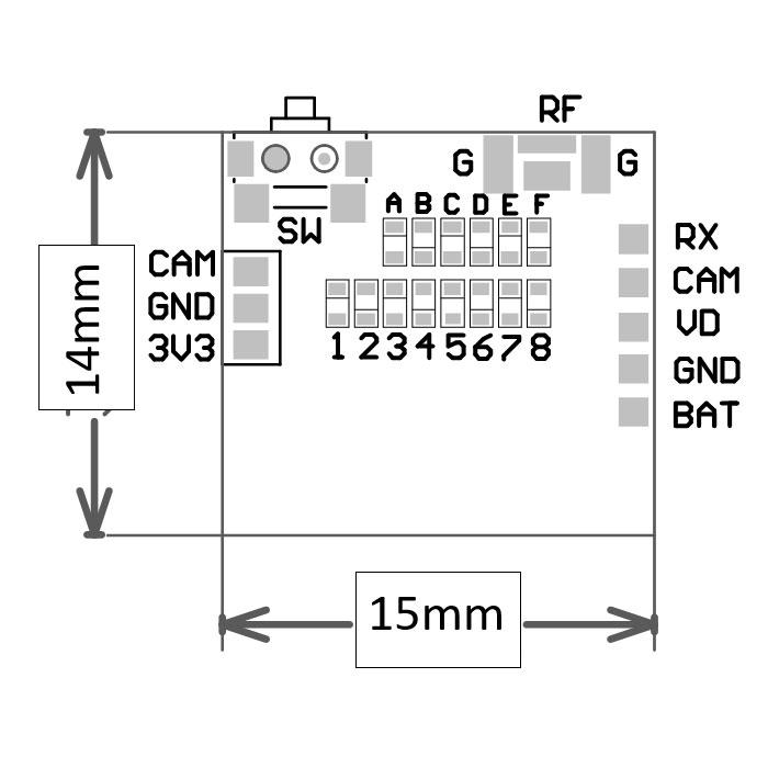Fpv Camera Wiring Diagram - Wiring Diagrams Schema